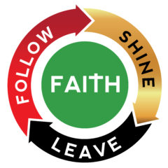 Leave.Follow.Shine.